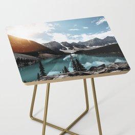 Lake Moraine Side Table