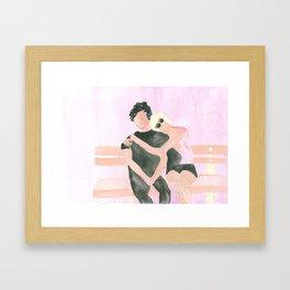 lawrence, ks 2015 Framed Art Print