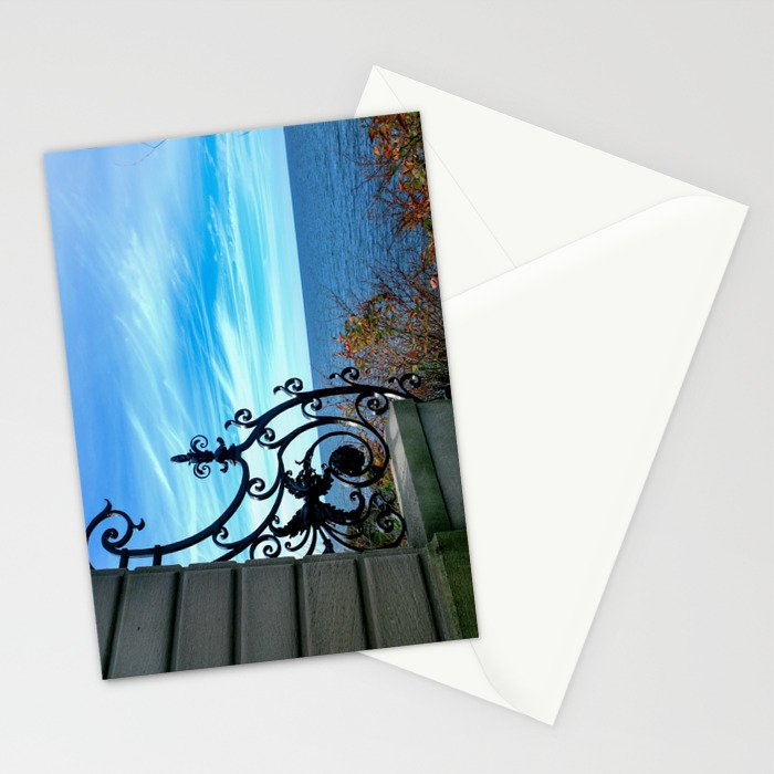 Edge of Opulence Stationery Cards