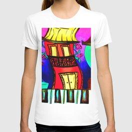 Royal Street Houses T-shirt