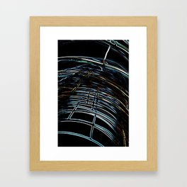 Metallic Bind Framed Art Print