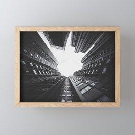 Modern City Framed Mini Art Print