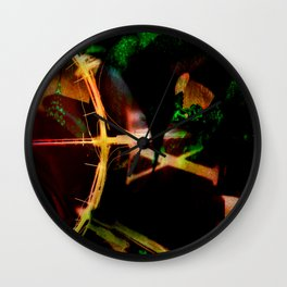 Arc of Time Wall Clock