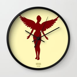In Utero Wall Clock