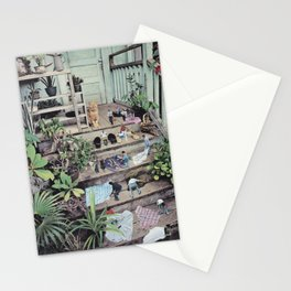 Big cat Stationery Cards