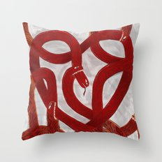 Love for sale Throw Pillow