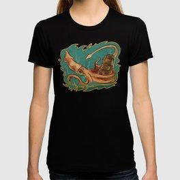 Squid & Tiki T-shirt