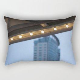 Hotel awning Rectangular Pillow