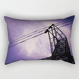 earth nebula  Rectangular Pillow