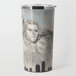 New England Mount Rushmore Travel Mug