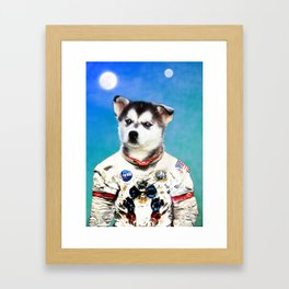 COSMODO Framed Art Print