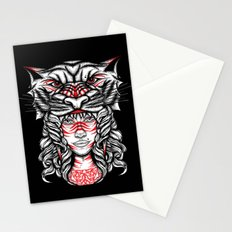 Saber Stationery Cards