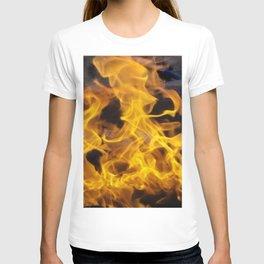 Fire Square T-shirt
