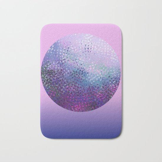 Galatic Sphere Bath Mat