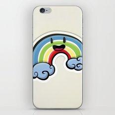 Over the Rainbow iPhone & iPod Skin