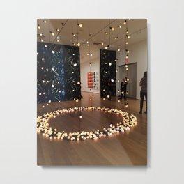 MoMA Metal Print