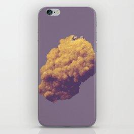 Yellow stone iPhone Skin