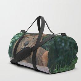 King of the Rock Duffle Bag