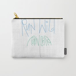 Run Wild Seattle Carry-All Pouch