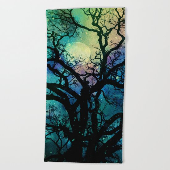 Maybe Just Dreaming Beach Towel
