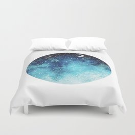 Night Sky Duvet Cover
