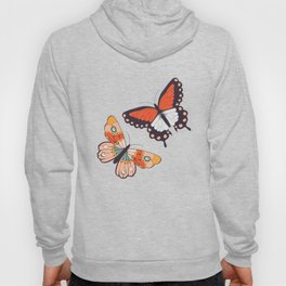 Butterflies collection 02 Hoody