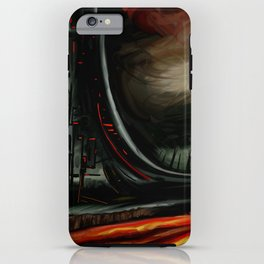 Magma iPhone Case