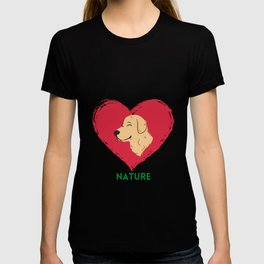 Nature   Nature Lover   Nature apparel   Nature merch   Nature clothes   Parrot   Animals lover T-shirt