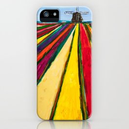 The Colors of Amsterdam iPhone Case