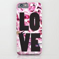 Love in Roses Slim Case iPhone 6s