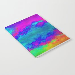 aa 4 Abstract Watercolour Notebook