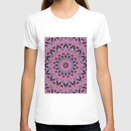 Solar kaleidoscope T-shirt