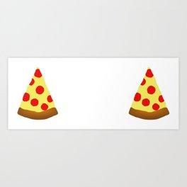 Pizza Pizza! Art Print