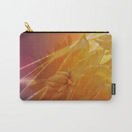 Sun Kissed Dahlia Carry-All Pouch