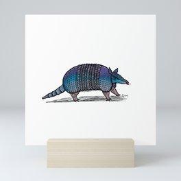 Tiny Road Warrior Mini Art Print