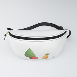 You're Adopted Funny Pineapple Humor Fanny Pack