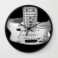 While my guitar gently weeps Wall Clock