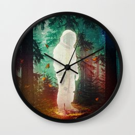 The Lost One Wall Clock