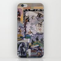 theater iPhone & iPod Skins featuring Theater by NouriHeba