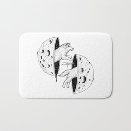 To Dream (A Constant Chase) Bath Mat
