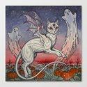 Spirits Of All Hallows Eve by caitlinhackettart