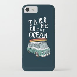 Surfer Van iPhone Case