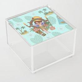 Island delight Acrylic Box