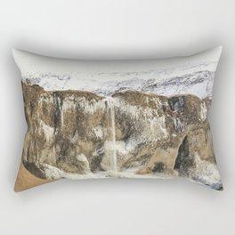 Someone's Back Yard I Rectangular Pillow