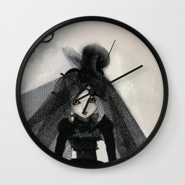 dreamland Wall Clock