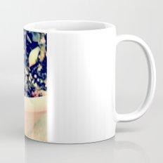 WhiteFlower Mug