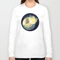 atlas Long Sleeve T-shirts featuring Atlas Planet by Jasmine Smith