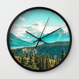 Scenic #photography #nature Wall Clock