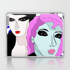 The Bewlay Sisters Laptop & iPad Skin