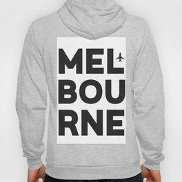 Melbourne minimal Hoody